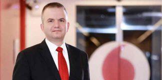Vodafone Türkiye Müşteri Operasyonlarından Sorumlu İcra Kurulu Başkan Yardımcısı Emre Ergun görseli Mentor Haber'de.